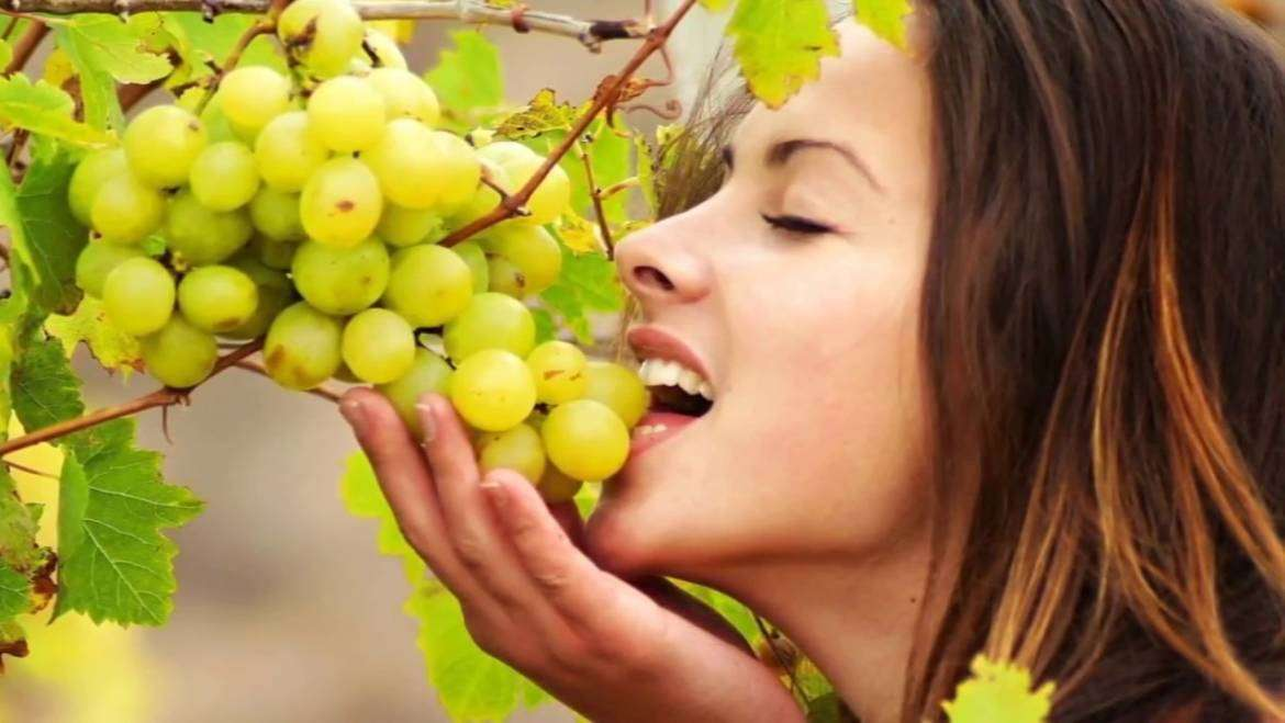 1. Is your skin a grape or a sultana?